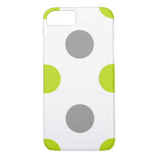 Cool Polka Dot Pattern iPhone 7 Case
