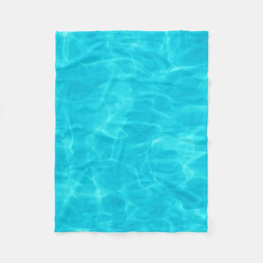 Cool Pool Fleece Blanket