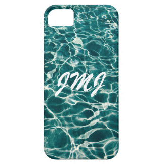 Cool Pool Waves Barely There iPhone 5 Case