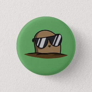 Cool Potato 3 Cm Round Badge