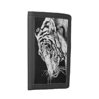 COOL POWER - TIGER TRI-FOLD WALLETS