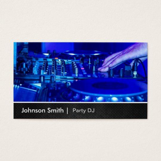 Cool Premium Metal - Turntable Scratching Music Dj