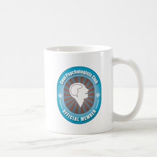 Cool Psychologists Club Mug