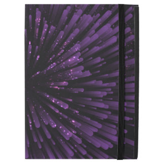 "Cool purple Explosion Design iPad Pro 12.9"" Case"