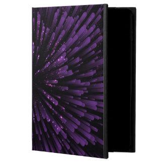 Cool purple Explosion Design Powis iPad Air 2 Case
