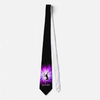Cool Purple Tennis Tie