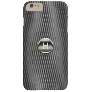 Cool Push Button Metal Mesh iPhone 6 Plus Case