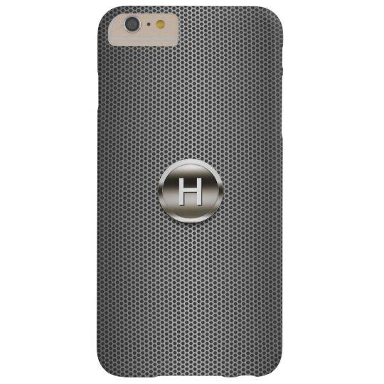 Cool Push Button Metal Mesh iPhone 6 Plus