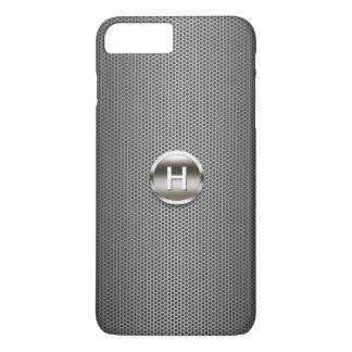 Cool Push Button Metal Mesh iPhone 7 Plus Case