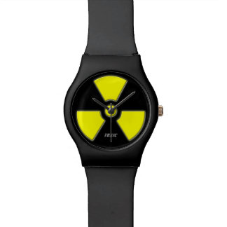 Cool Radioactive Watch