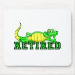 Cool retirement gator