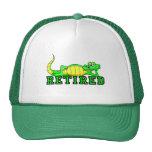 Cool retirement gator cap