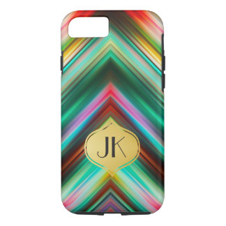 Cool, Retro & Edgy Reflections No. 26 iPhone 7 Case