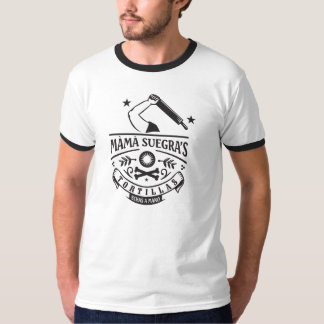 Cool Retro Graphic Vintage Tee - Latino