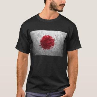 Cool Retro Japan Flag Shirt