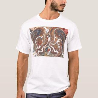 Cool Retro Vintage Aztec Hakuna Matata Colors T-Shirt