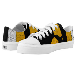 COOL Road Painted Line Low Tops