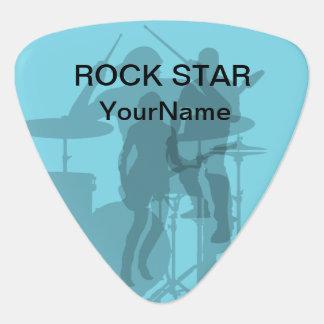 Cool Rock Star Guitar Picks