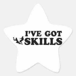 cool rugby designs star sticker