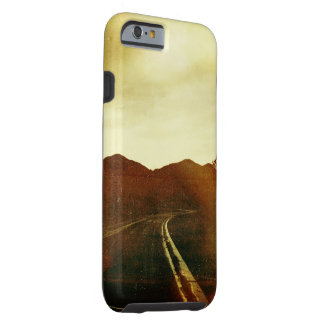 Cool Rugged Mountain Road Iphone 6 Case