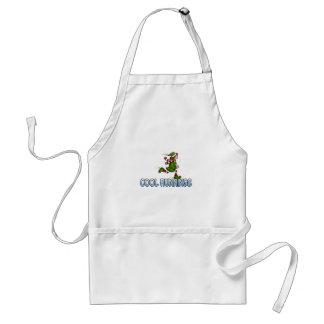 cool runnings elf adult apron