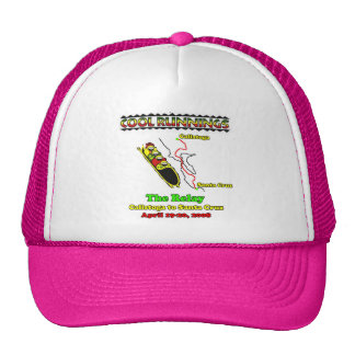Cool Runnings Hat