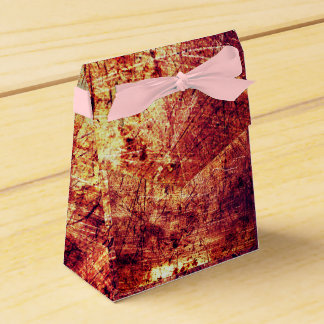 Cool Rust brown textured background box