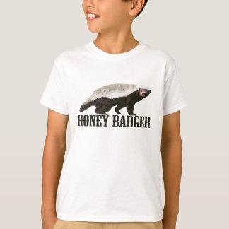 Cool Rustic Honey Badger T-Shirt