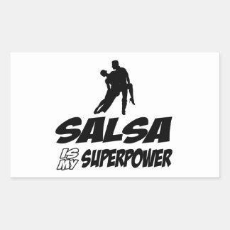 Cool Salsa designs Stickers