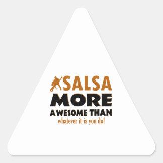 Cool Salsa designs Sticker