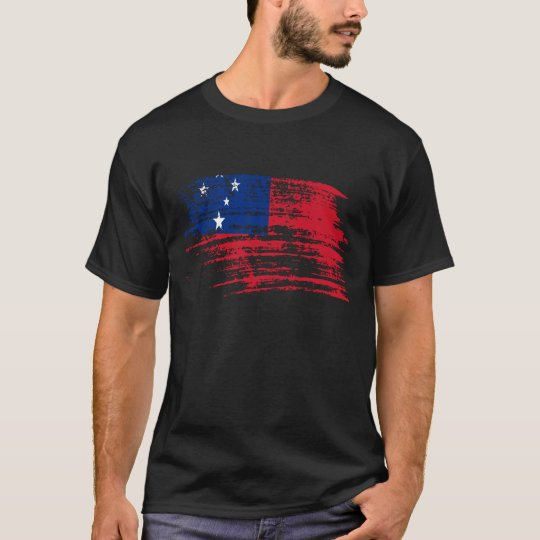 Cool Samoan flag design T-Shirt