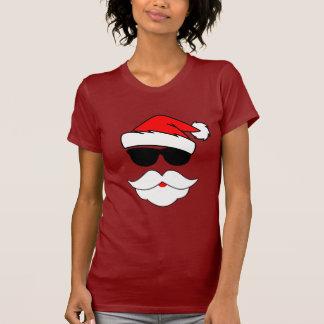 Cool Santa Claus T Shirt