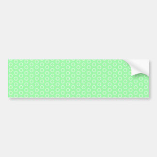 cool scores polka dots dabs pünktchen dabbed bumper stickers