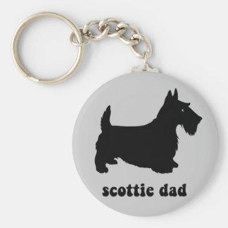 Cool Scottie Key Chain