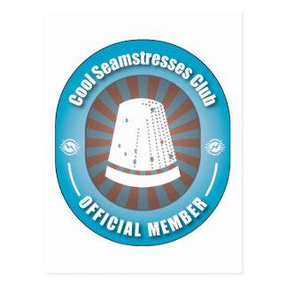 Cool Seamstresses Club Post Card