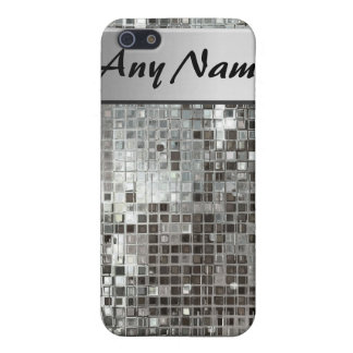Cool Sequins Look iPhone4 Case iPhone 5/5S Case