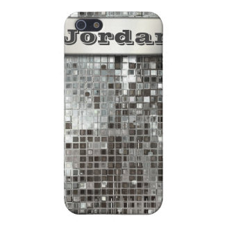 Cool Sequins Look iPhone 4 Case