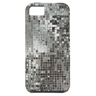 Cool Sequins Look Tough iPhone 5 Case