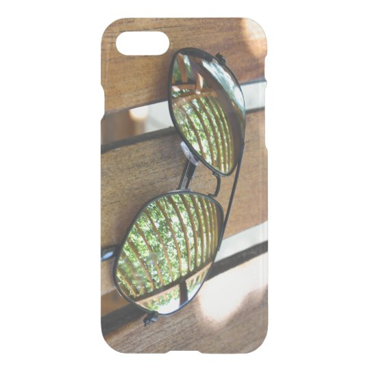 Cool Shades / Glasses Caribbean iPhone 7 Case