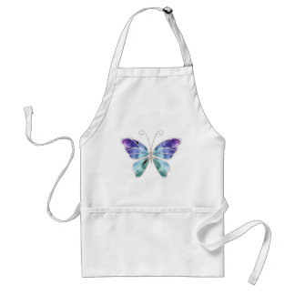 Cool Shades Rainbow Wings Butterfly Standard Apron