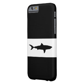 Cool Shark Design Barely There iPhone 6 Case