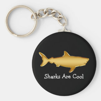 Cool Shark Keychains