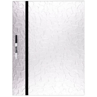 Cool Shiny Stainless Steel Metal Dry Erase Board