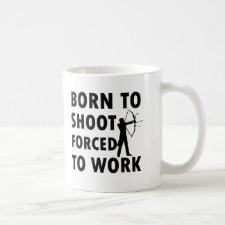 Cool Shoot Designs Coffee Mug