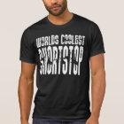 Cool Shortstops : Worlds Coolest Shortstop T-Shirt