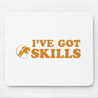 cool show jump designs mouse pad