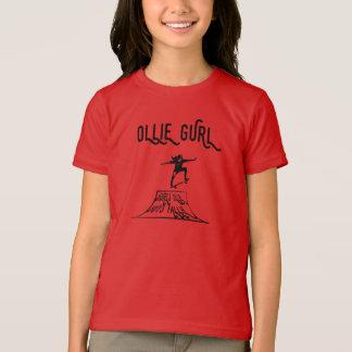 Cool Skateboarding Ollie T-shirt. Ramp T-Shirt
