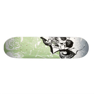 Cool Skull and Graphics You Can Customize 20.6 Cm Skateboard Deck