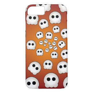 Cool Skull Design iPhone 7 Case