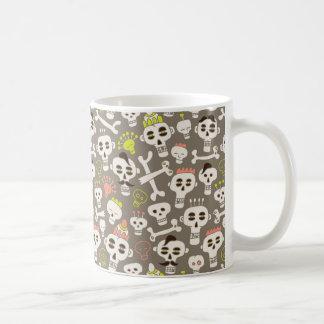 Cool Skulls Design Mug
